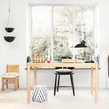 Jak urządzić domowe biuro w stylu skandynawskim?