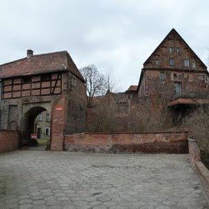 Zamek w Namysłowie