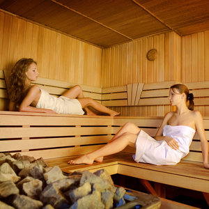Korzystanie z sauny parowej