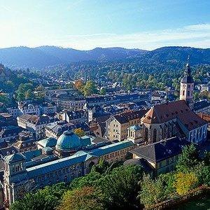 Z czego słynie Baden-Baden?