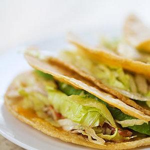 Przepis na serowe tacos