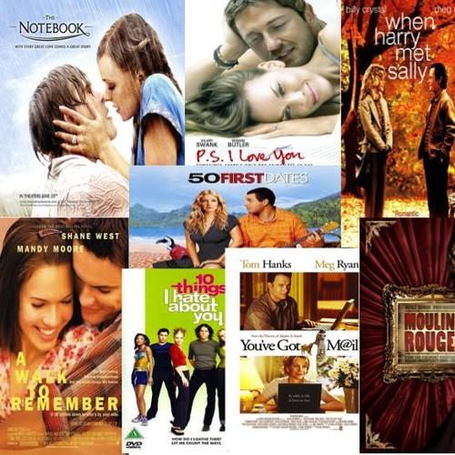 Interesujące filmy miłosne