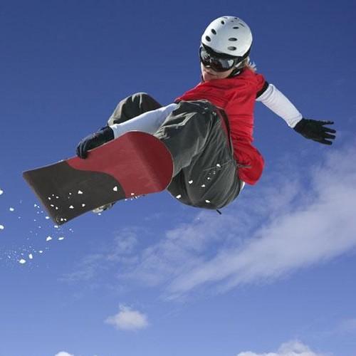 Jak zrobić śnieżną hopkę?