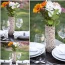 Jak wykonać wazon z kamieni?