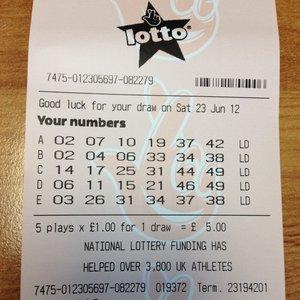 Szczęście to nie los na loterii