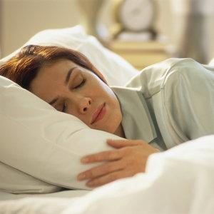 Podstawą jest zdrowy sen