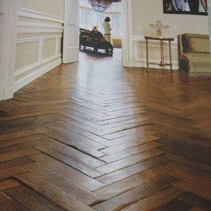Jak konserwować podłogę olejowaną?