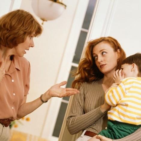 Jak uniknąć kłopotów z teściową?