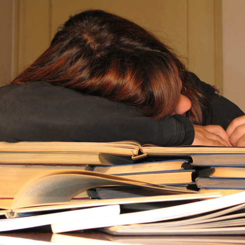 Jak opanować nerwy przed egzaminem?