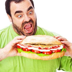 Napady głodu i objadanie się