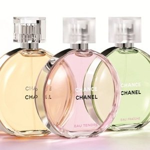 Perfumy i reszta kosmetyków