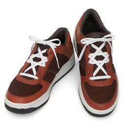 Jak zasznurować buty na kształt Gwiazdy Dawida?