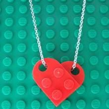 Jak zrobić naszyjnik z klocków Lego?