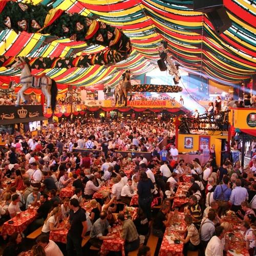 W jaki sposób świętować Oktoberfest?