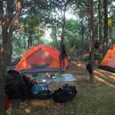 Czy pozwolić dziecku na wyjazd pod namiot?