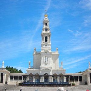 Fatima. Sanktuarium Matki Bożej Fatimskiej