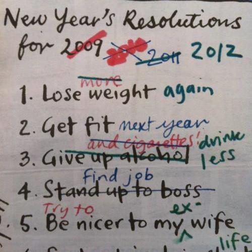 Sposoby na dotrzymywanie postanowień noworocznych
