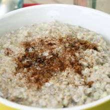Przepis na śniadaniową kasze jaglaną w wersji słodkiej