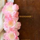 Jak zrobić zakładkę z kwiatem wiśni?