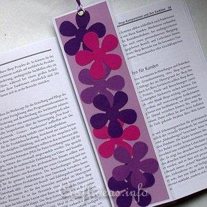 Jak zrobić kolorową zakładkę do książek?
