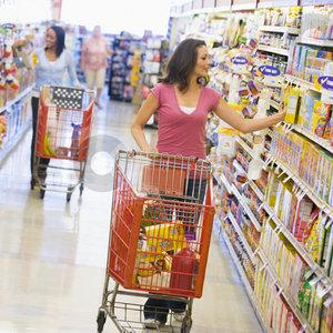Jak nie wydawać dużo podczas codziennych zakupów?