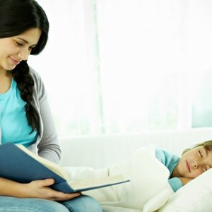 Czytaj dziecku do poduszki