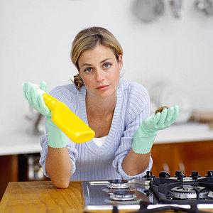 Sprzątanie kuchni