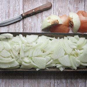 Przygotowanie cebuli