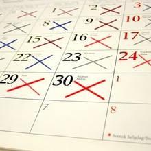 Jakie będą wolne dni w 2015 roku?