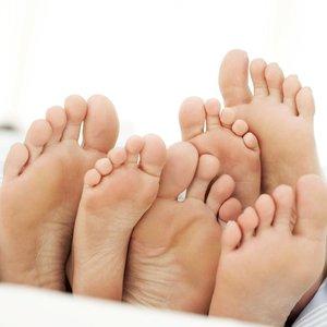 Domowe sposoby na zmęczone stopy