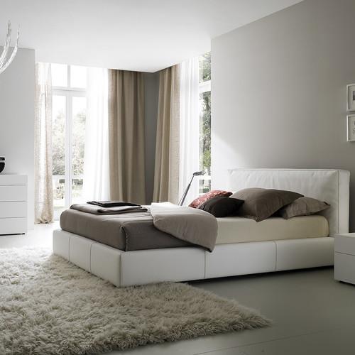 Jak zaaranżować sypialnię w naturalnych barwach i odcieniach?