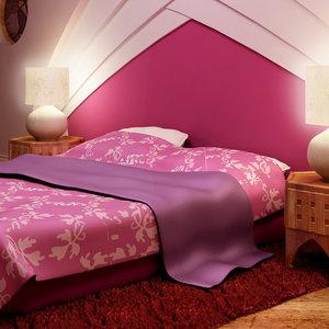 Dbaj o harmonię w sypialni