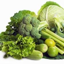 Zalety jedzenia zielonych warzyw