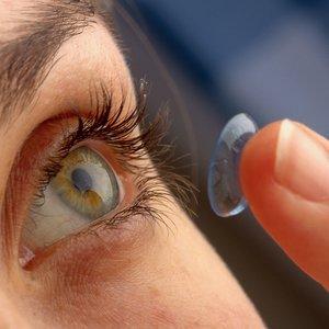 Okulary i szkła kontaktowe