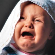 Jak uspokoić dziecko, które płacze?