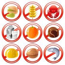 Które produkty spożywcze najczęściej uczulają?