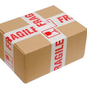 Zabezpieczenie przesyłki