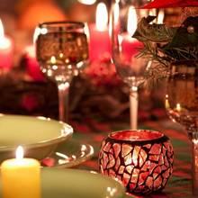 Romantyczna kolacja walentynkowa