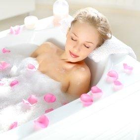 Kąpiel aromatyczna