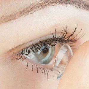 Nawilżanie oka
