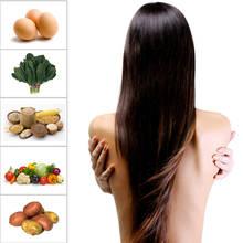 Jaką dietę stosować na piękne włosy?