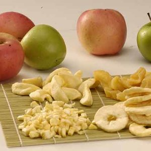 Suszenie jabłek