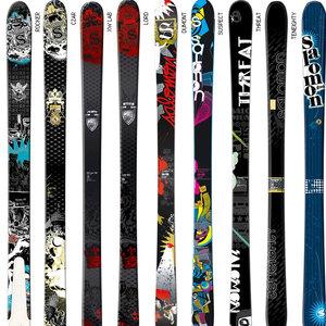 Szerokość nart