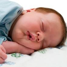 Jaka jest bezpieczna pozycja do spania dla noworodka?