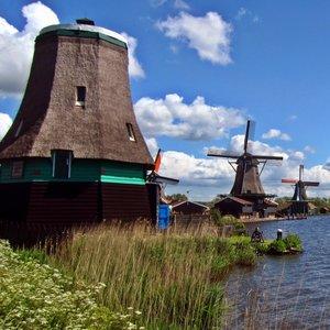 Zaanse Schans – atrakcja Holandii