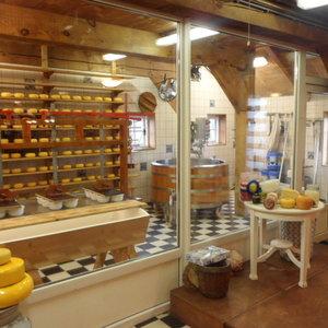 Żółty ser i chodaki