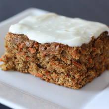 Łatwe i szybkie ciasto marchewkowe