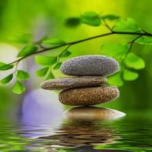 Jak udekorować ogród zgodnie z zasadami feng shui?