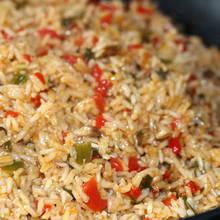 Przepis na szybki obiad z warzywami, kurczakiem i ryżem