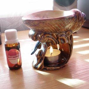 Kominki do aromaterapii